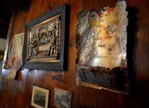 Экспонаты этнографического музея
