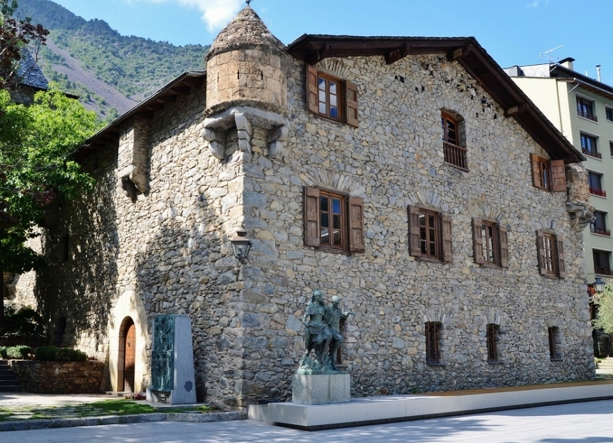 Дом-музей Casa de la Vall
