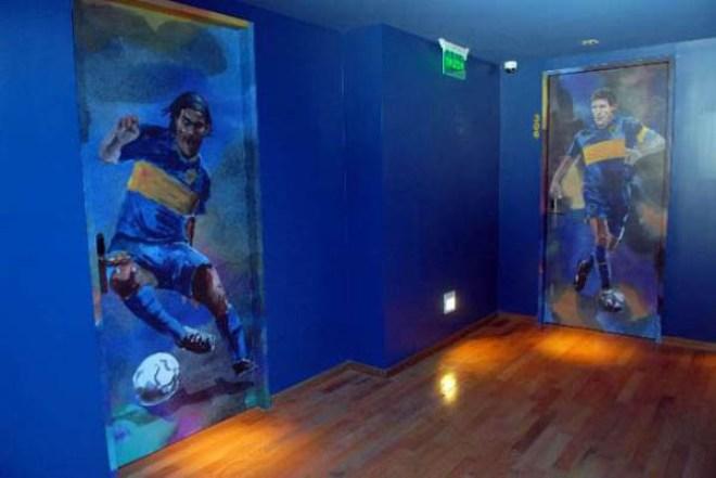 Музей футбольного клуба «Бока Хуниорс»