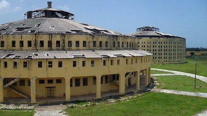 Музей Пресидио - бывшая тюрьма