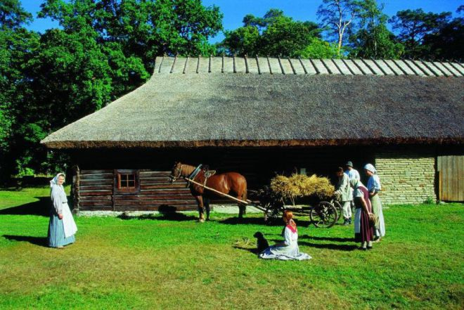 Музей Эстонии под открытым небом