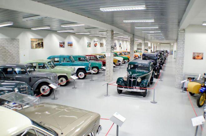 Музей автомобилей