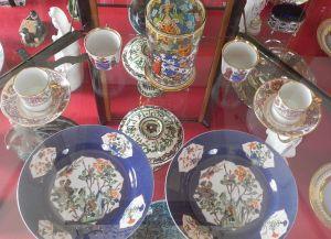 Фарфор в Музее Ариана