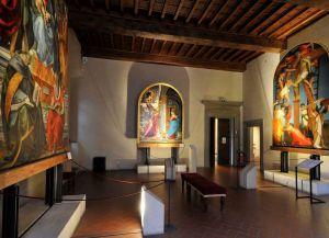 Музей Вольтера внутри