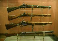 Морской музей Мадрида. Корабельное оружие