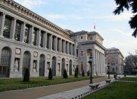 Музей Прадо. Парадный вход