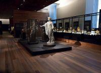 Археологический музей. Выставка