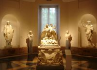 Музей Прадо. Зал античности