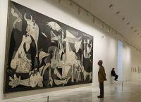 Музей королевы Софии. Зал Пикассо