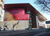 Музей королевы Софии. Пристройка