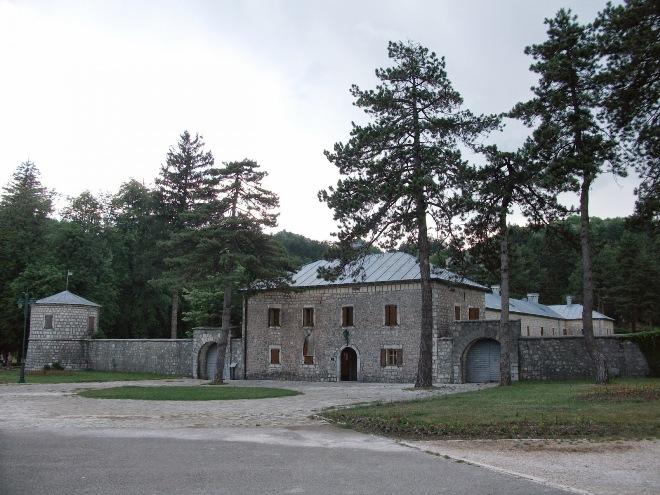 Дом Негоша