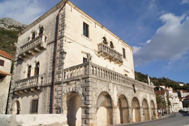 Городской музей Пераста