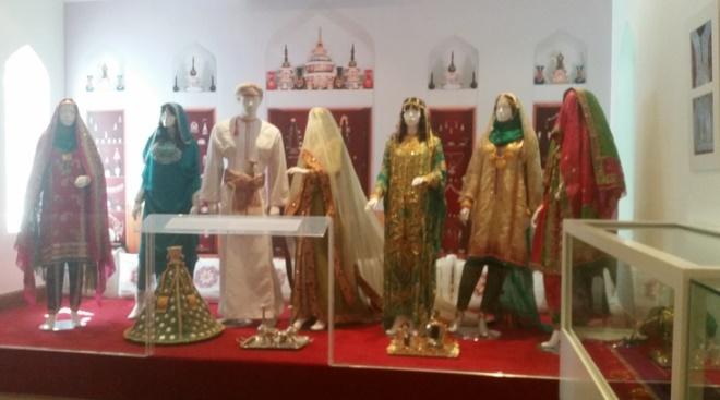 Оманский музей в Маскате
