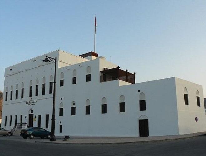 Оманский французский музей