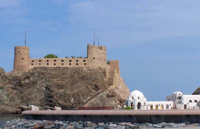 Крепость Джалали
