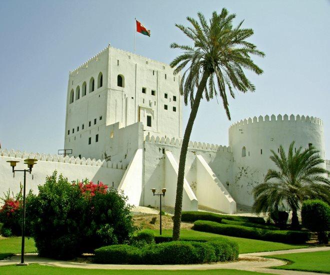 Музей в крепости Сохар