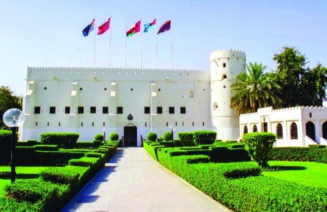 Военный музей Омана