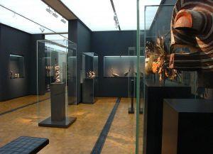 Зал в Музее Ритберга