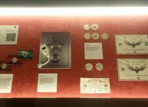 Выставка в музее денег