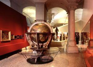 Швейцарский национальный музей внутри