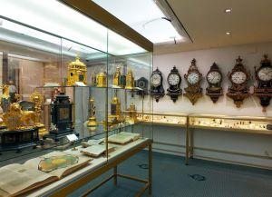 Выставка в Часовом музее Бейера