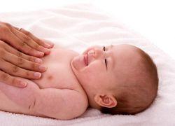 muzyka do masażu niemowląt