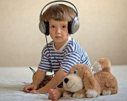 glasbena terapija v vrtcu