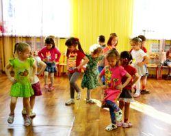 glasbeno terapijo za predšolske otroke