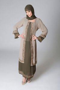Мюсюлманско облекло за жени 9