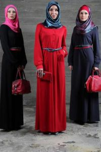 Muslimanska odjeća Irada 3