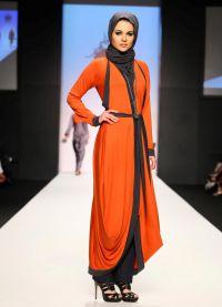 Povremene muslimanske haljine 1