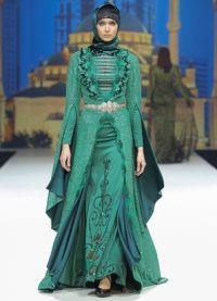 Elegantne muslimanske haljine 1