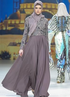 Elegantne muslimanske haljine 3