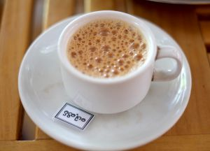 Бирманский чай
