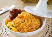 Рис - основа национальной кухни Мьянмы