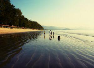 Пляж Давэй