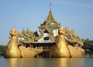 Курорт Янгон