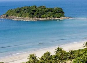 Ngwe Saung Beach природа