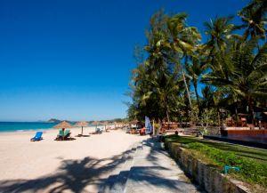 Чаунгта–Бич береговая линия