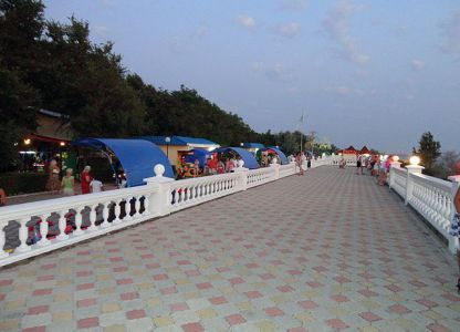 Nikolaevka Krym zwiedzanie miejsc 2