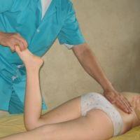 masaż dla zespołu miotonicznego