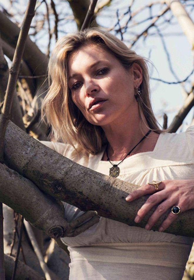 Кейт Мосс представила собственные украшения