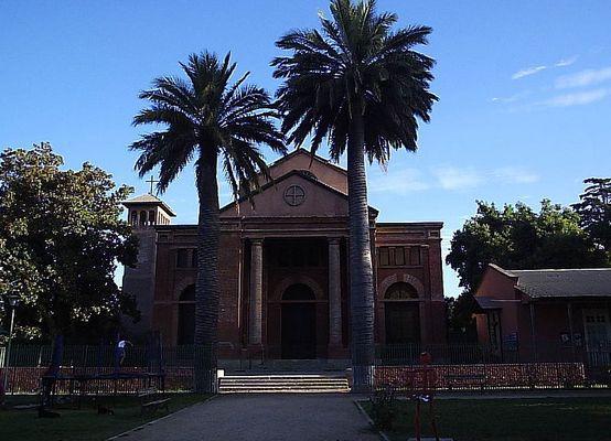 Церковь Нанкагуа