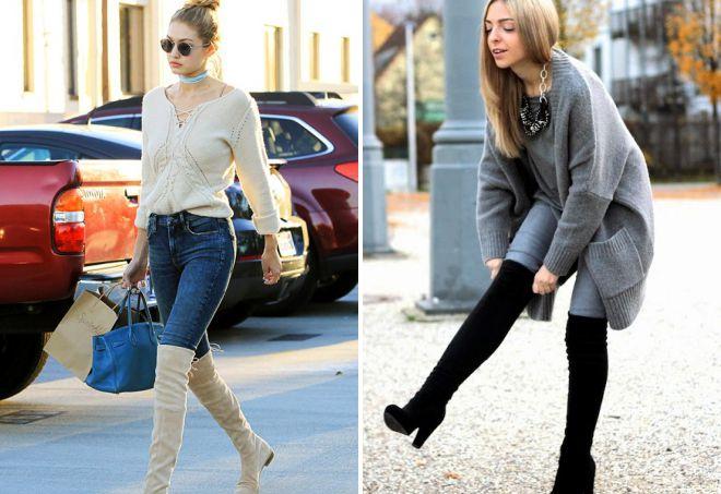 узкие женские джинсы