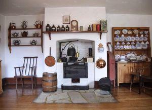 Кухня в музее