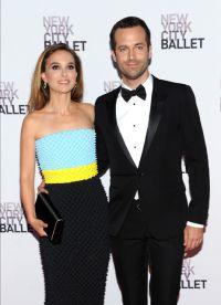 Натали Портман с супругом