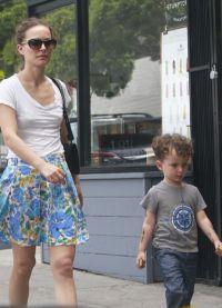 Натали с сыночком Алефом