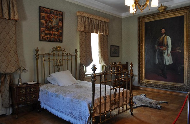 Спальня Негоша