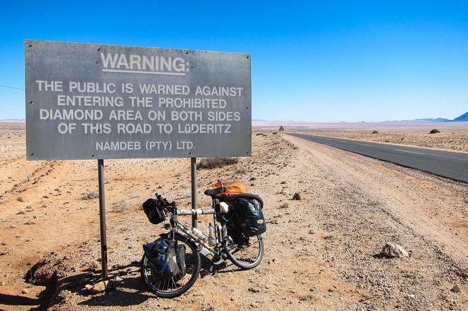 Национальный парк Шперргебит, Намибия