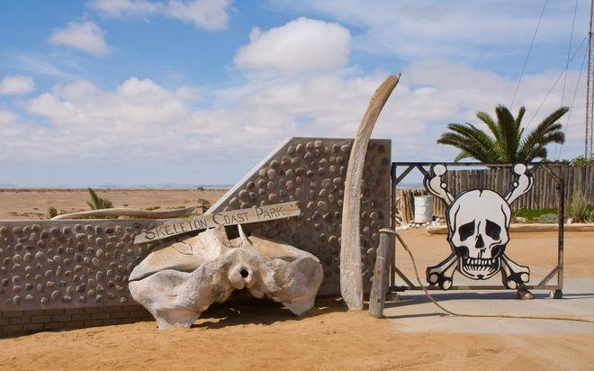 Национальный парк Берег Скелетов, Намибия